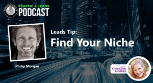 Leads Tip: Find Your Niche