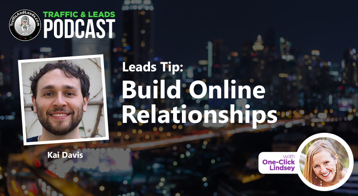 Build Online Relationships