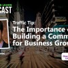 T&L Podcast: The Importance of Building a Community for Business Growth and Marketing with Chris Krimitsos