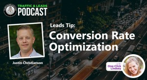 Leads Tip: Conversion Rate Optimization
