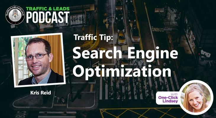 Traffic Tip: Search Engine Optimization