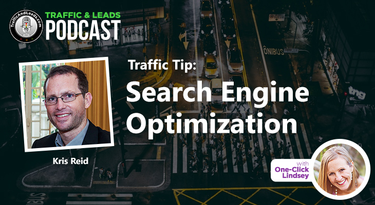 Traffic Tip: Search Engine Optimization