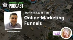 Traffic and Leads Tip: Online Marketing Funnels