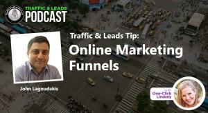 Traffic & Leads Tip: Online Marketing Funnels