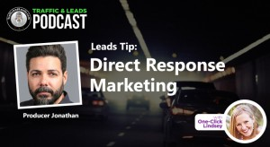 Leads Tip: Direct Response Marketing