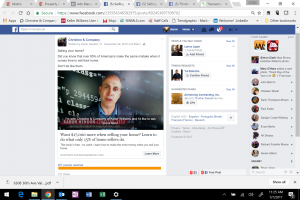 Aaron Hendon Facebook Video Ad Example 1