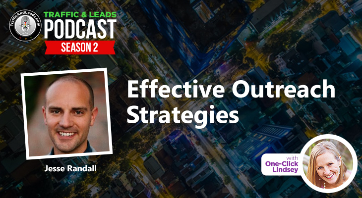 Jesse Randall Effective Outreach Strategies