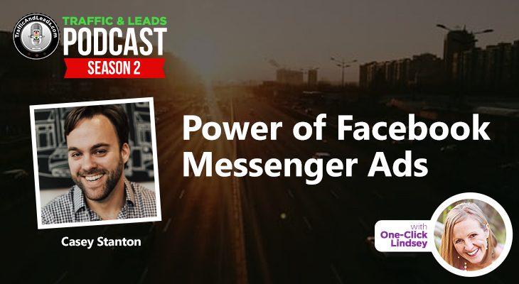 Power of Facebook Messenger Ads
