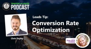 Lead Tip: Conversion Rate Optimization