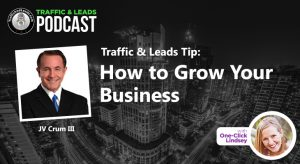 Traffic and Leads Tip: How To Grow Your Business