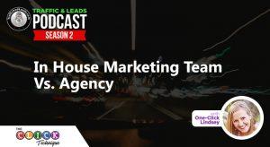 In House Marketing Team Vs. Agency