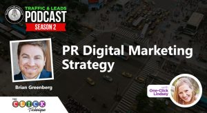 PR Digital Marketing Strategy