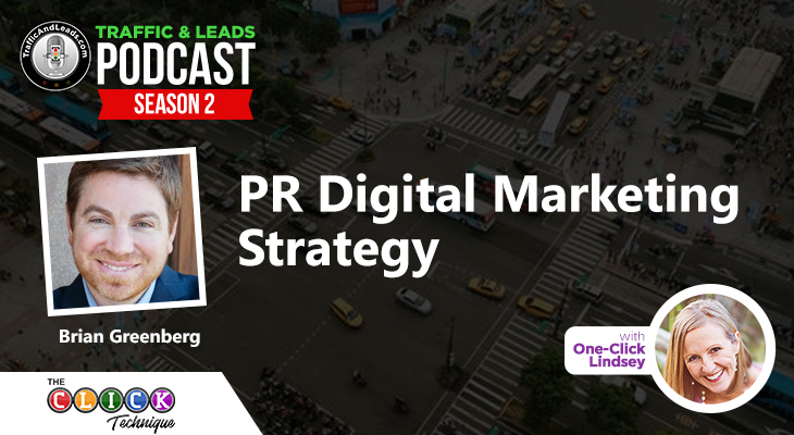 PR Digital Marketing Strategy