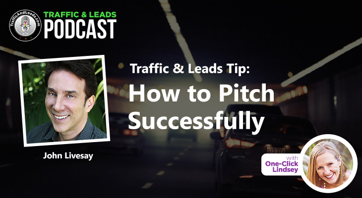 How to Pitch Successfully
