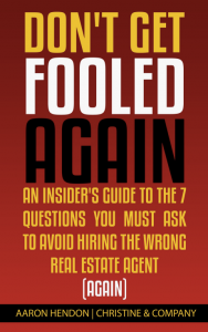 Aaron Hendon Book Don't Get Fooled Again