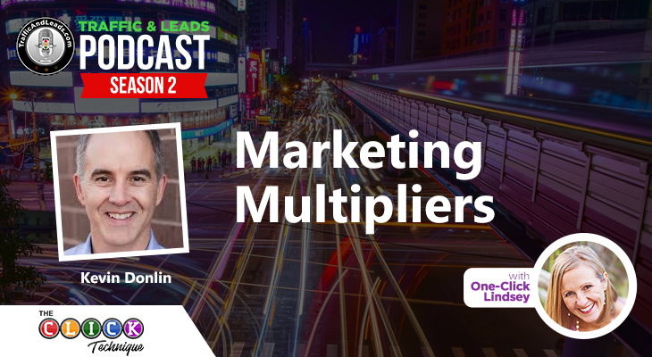 Marketing Multipliers with Kevin Donlin The Marketing Guru