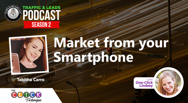 Market From Your Smartphone