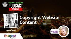 Copyright Website Content