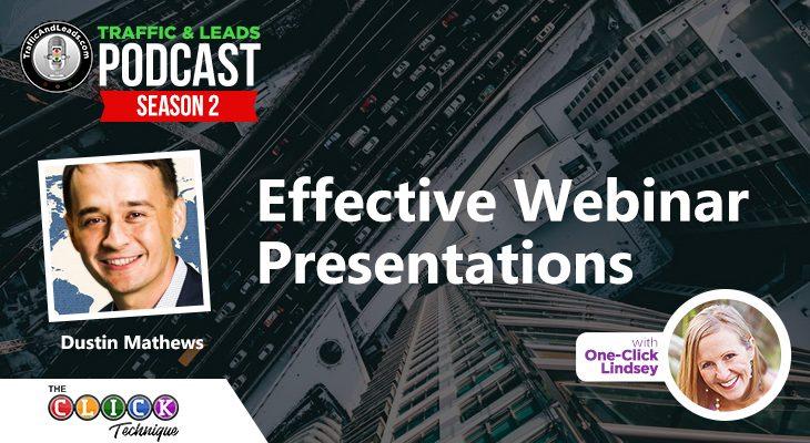 Effective Webinar Presentations