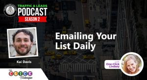 Emailing Your List Daily