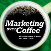 Online Marketing Podcast Marketing Over Coffee
