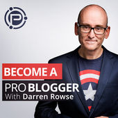 Online Marketing Podcast ProBlogger Podcast