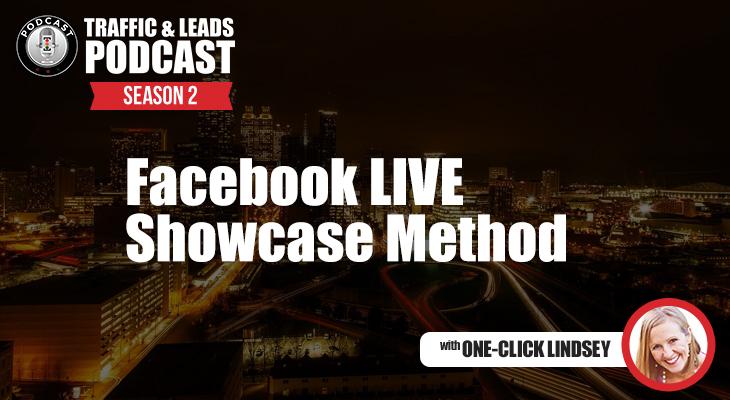 Facebook LIVE Showcase Method